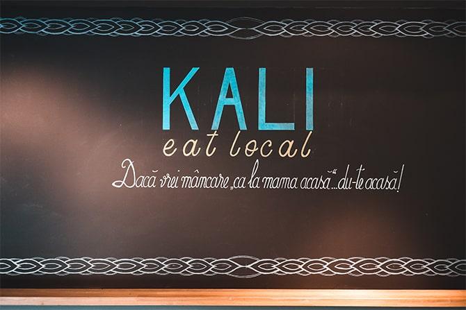Kali eat local – cum a început totul