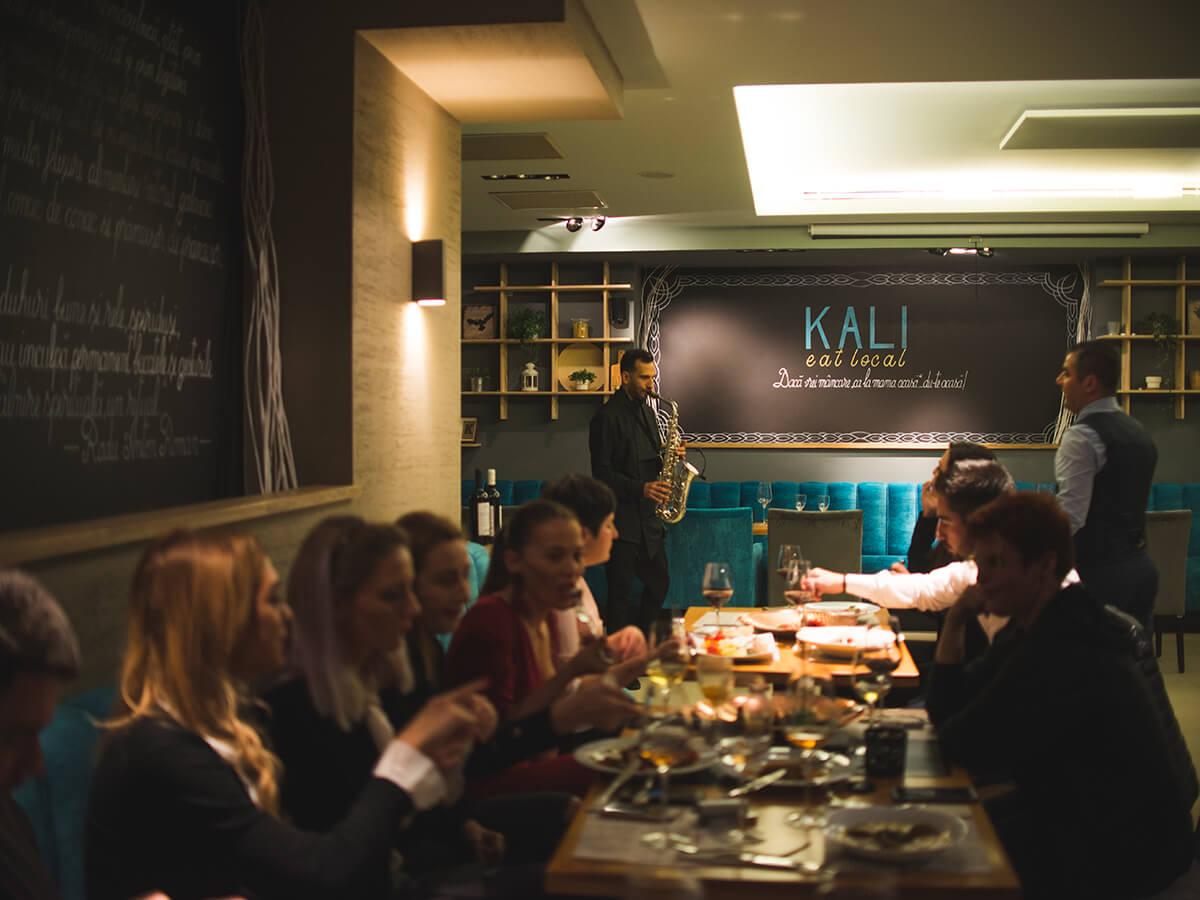 Restaurante sector 1