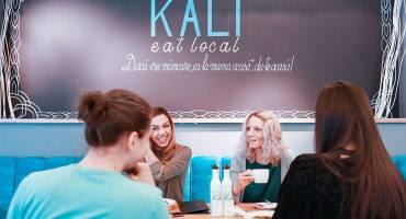 O zi din viață la KALI eat local